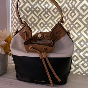Michael Kors Dottie Large Bucket Bag